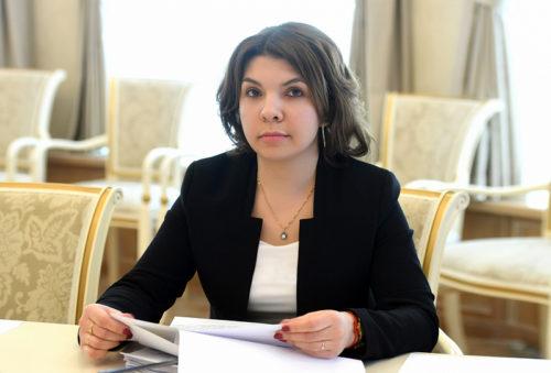 Игорь Руденя назначил на должность Министра культуры Тверской области Татьяну Сальникову