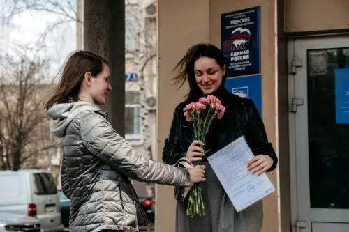 Юлия Саранова будет участвовать в предварительном голосовании в Госдуму