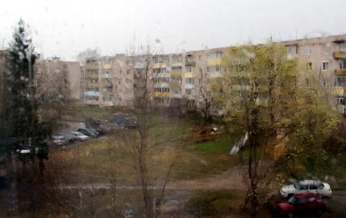 30 апреля возможен сильный дождь