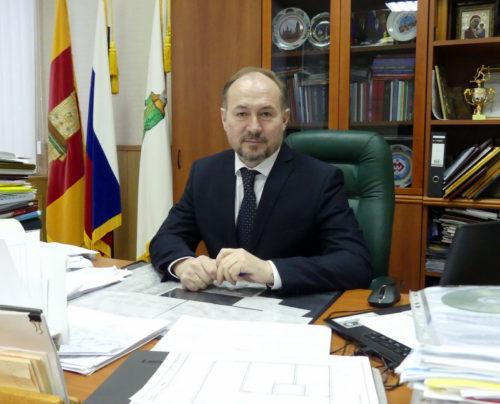Сергей ЖУРАВЛЁВ, глава Старицкого района