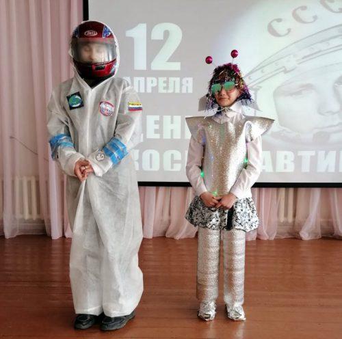 Поехали! 60 лет первому полёту в космос