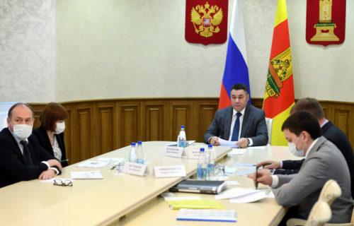 В 2021 году в Тверской области отремонтируют более 230 километров местных дорог