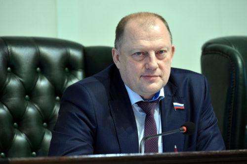 Председатель Законодательного Собрания Тверской области проведёт приём граждан