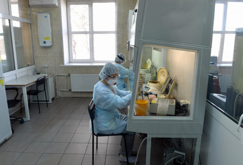 Информация оперативного штаба по предупреждению завоза и распространения коронавирусной инфекции в Тверской области за 16 апреля