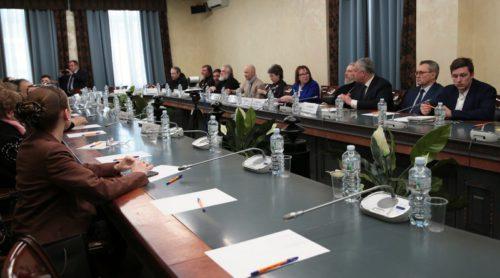 Участники конференции в Москве