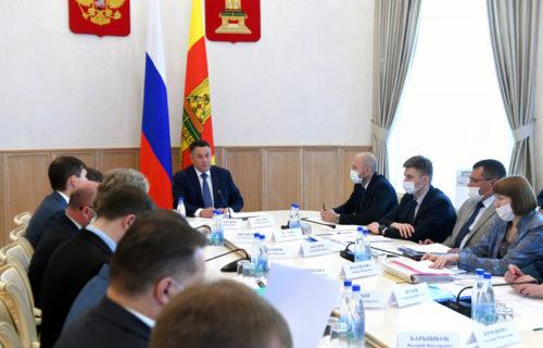 33 километра региональной дороги Торжок - Высокое - Берново - Старица отремонтируют в 2021 году