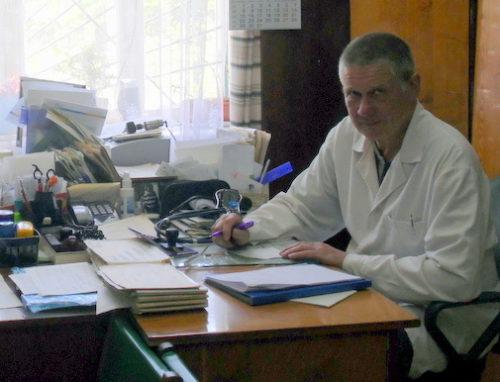 С юбилеем, Алексей Геннадьевич!