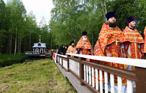 В Тверской области пройдёт XXII Волжский Крестный ход
