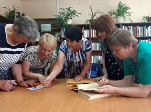 Библиотекаря года определили в лабиринте