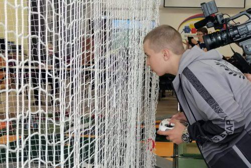 Ученики Ново-Ямской школы осваивают технологии будущего