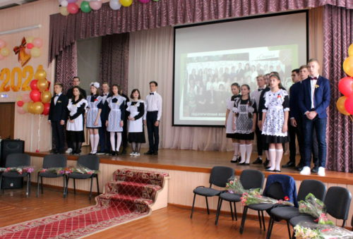 Вот и прозвенели последние звонки в Ново-Ямской школе…