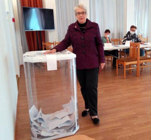 Предварительное голосование продолжается
