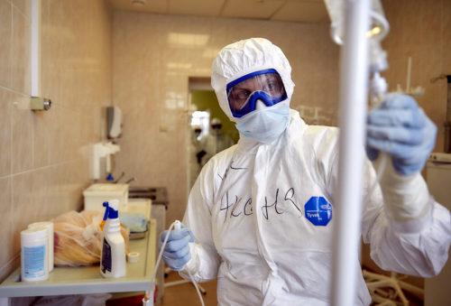 Информация оперативного штаба по предупреждению завоза и распространения коронавирусной инфекции в Тверской области за 13 мая