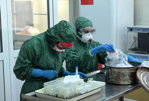 Информация оперативного штаба по предупреждению завоза и распространения коронавирусной инфекции в Тверской области за 21 мая