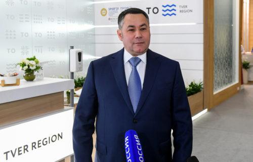 Игорь Руденя вошёл в рейтинг «Губернаторская повестка» в связи с подписанным соглашением с ГК «Автодор»
