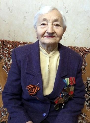 Ушла из жизни Екатерина Дмитриевна Сизова