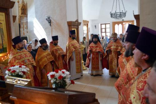 XXII Волжский крестный ход в Старице