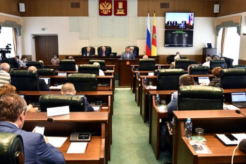Назначены выборы губернатора Тверской области и депутатов Законодательного Собрания седьмого созыва