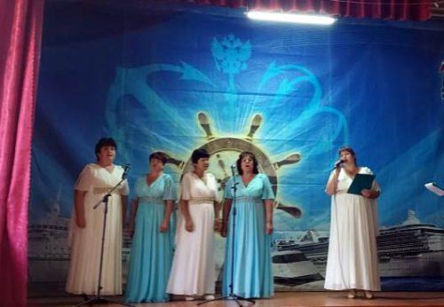 «Под Андреевским флагом» вновь звучали песни