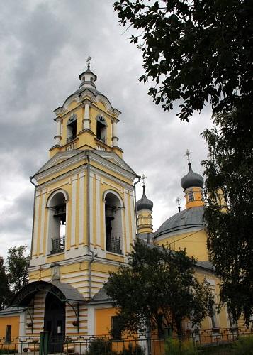 Ильинский храм август 21