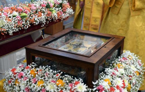 В Старицу прибудет ковчег с мощами святого благоверного князя Александра Невского