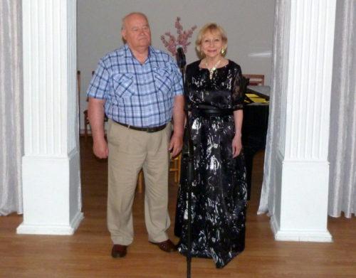 «Лира» подарила старичанам вечер романса