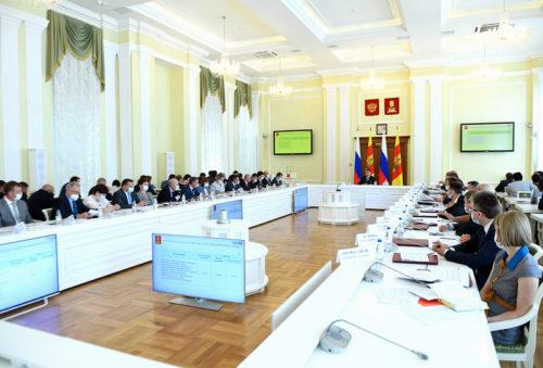 В адресную инвестиционную программу Тверской области на 2021 год включены дополнительные объекты газификации