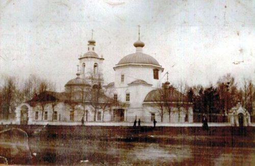 Пешком по Семеновской