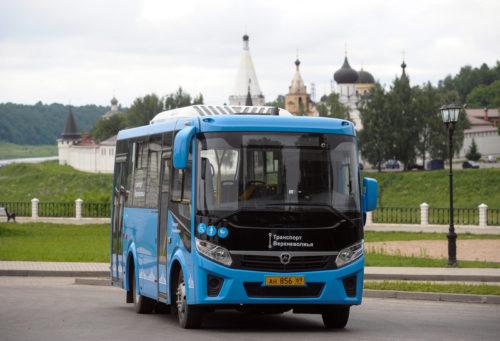Около 270 тысяч поездок совершено за две недели в автобусах «Транспорта Верхневолжья» в Ржевском, Кимрском, Старицком и Зубцовском районах
