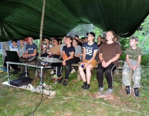 В Старицком районе прошла молодёжная учебно-практической экспедиция