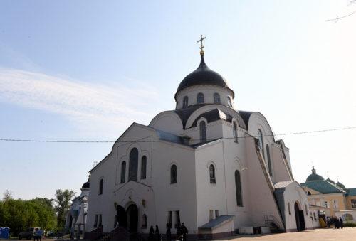 В Тверскую область прибыл ковчег с мощами святого благоверного князя Александра Невского