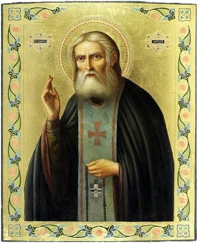 Духовные подвиги преподобного Серафима