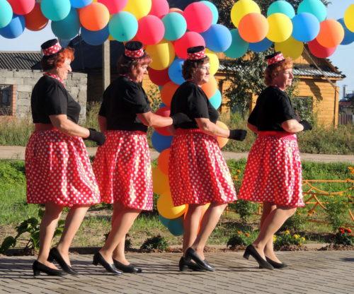 Снова лето, снова август, снова праздник - День села!