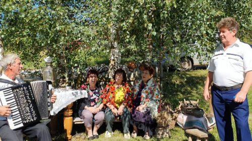 В Гурьеве отметили День села