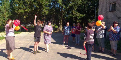 В Панькове открыли участок автодороги, отремонтированный в рамках ППМИ