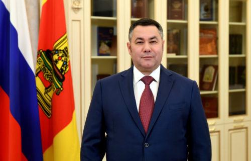Губернатор Игорь Руденя поблагодарил десантников и ветеранов ВДВ за службу Родине