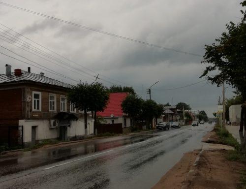 Ожидаются сильный дождь, гроза, усиление ветра