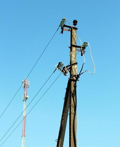 Об отключении электроэнергии 19 августа