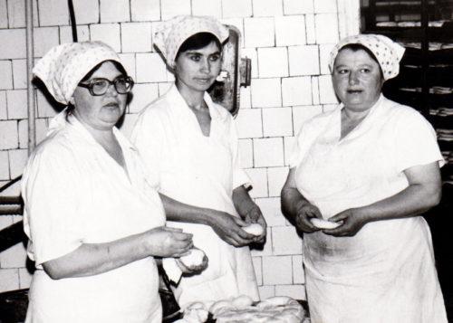 Горячая пора хлебозавода