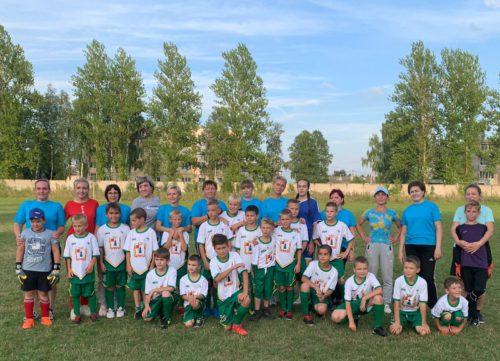 Футбол - дело семейное!