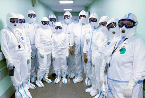 Информация оперативного штаба по предупреждению завоза и распространения коронавирусной инфекции в Тверской области за 27 августа