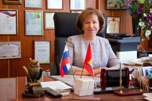 Новым сенатором Российской Федерации от Правительства Тверской области стала Людмила Скаковская