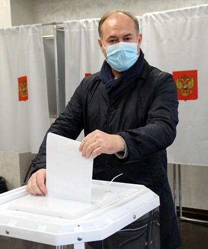 Благодарю всех участников и организаторов выборов!