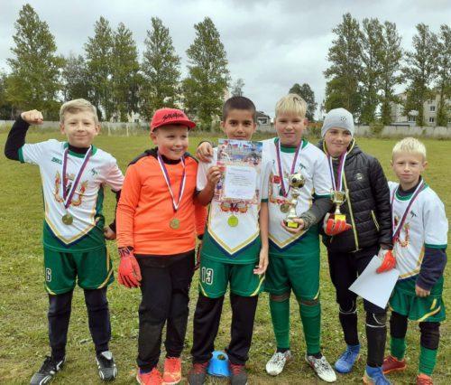 Футбольный турнир посвятили Дню солидарности