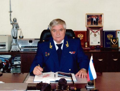 С юбилеем, Валерий Павлович!