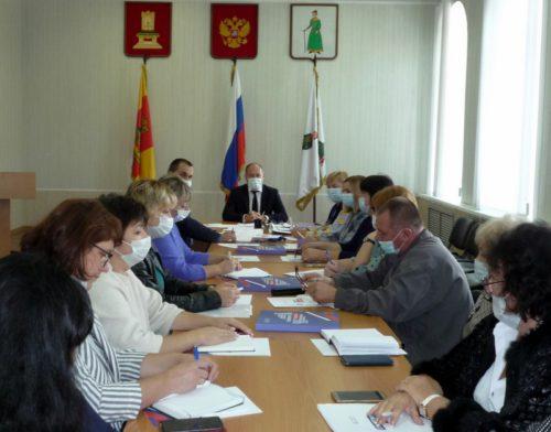 Старичане внесли предложения в Стратегию развития Тверской области
