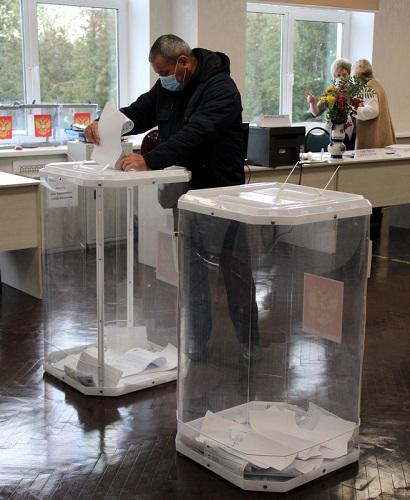 Выборы стартовали