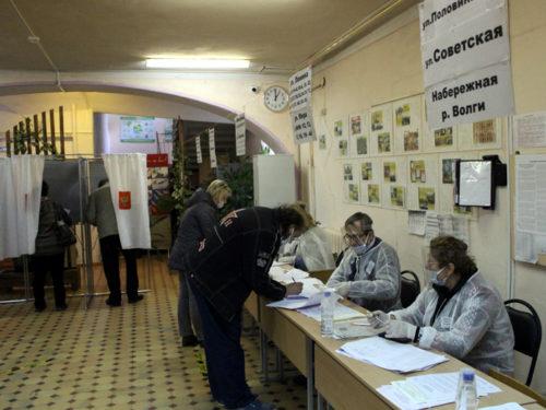 Второй день больших выборов: голосование продолжается