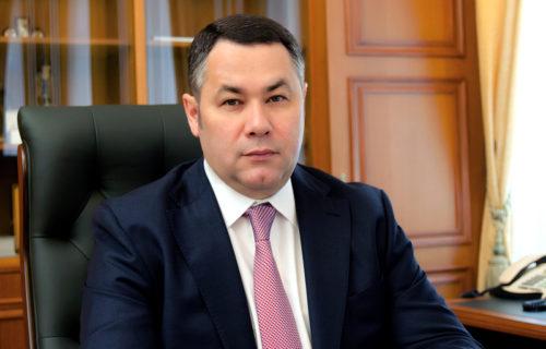 Игорь Руденя укрепил позиции в десятке самых медийных губернаторов