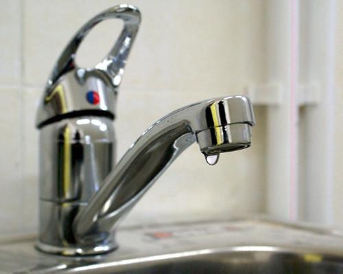 В системе холодного водоснабжения будет понижено давление